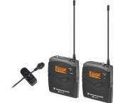 Sennheiser EW112P UHF Portable Wireless Lapel Microphone System