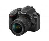 Nikon D3400 DSLR Camera 18-55 VR + 55-200 VR Twin Lens Kit
