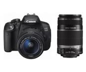 Canon EOS700D Twin Lens Kit (18-55mm & 55-250mm) SLR Camera (Call Now for Tasman AV Price)